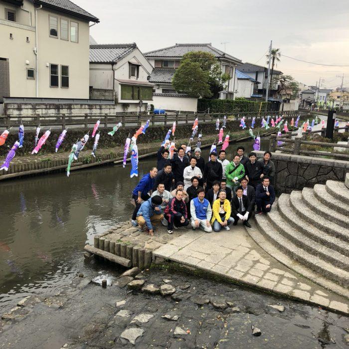 栃木青年会議所集合写真